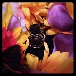 Paparazzi faux onyx ring